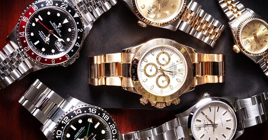 A Fake Rolex Makes The Perfect Summer Gift in 2018