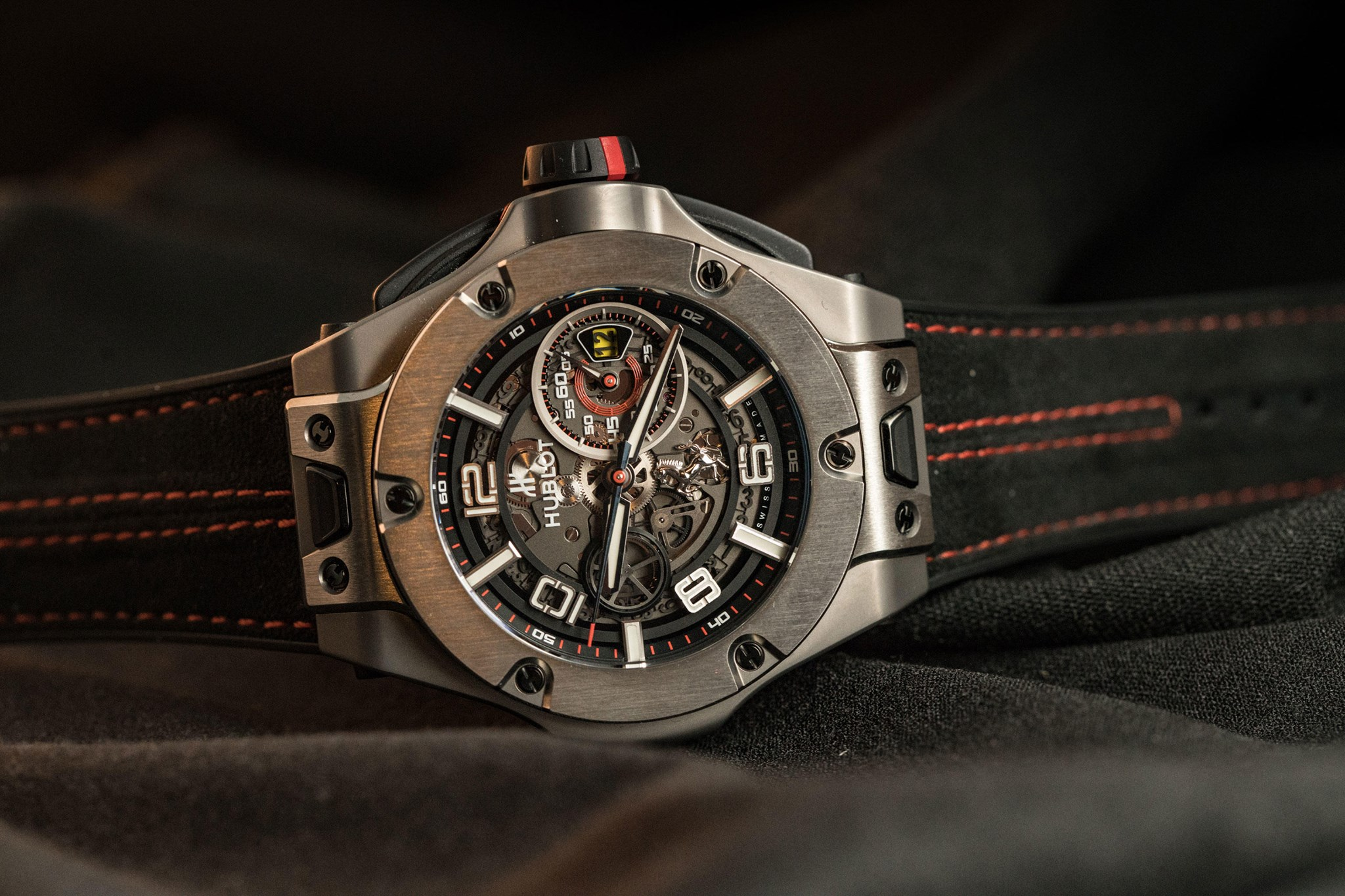 Hublot Men Big Bang Replica Watch Review