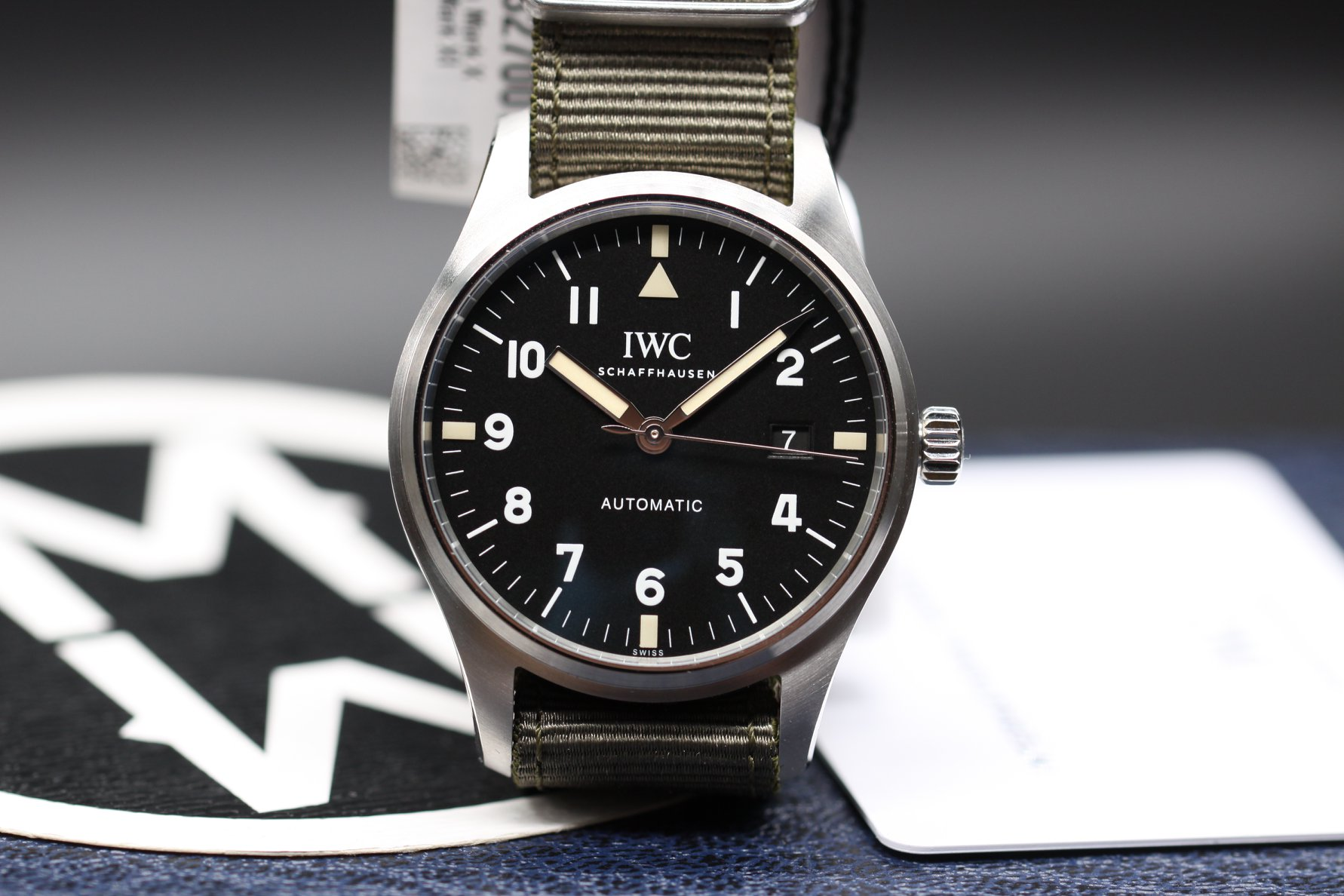 IWC Watches Go To The Desert
