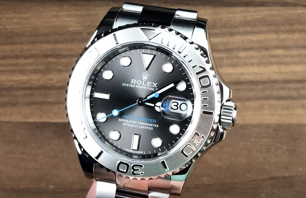 Luxury  Replica Rolex Oyster Yacht-Master  Men's Watches