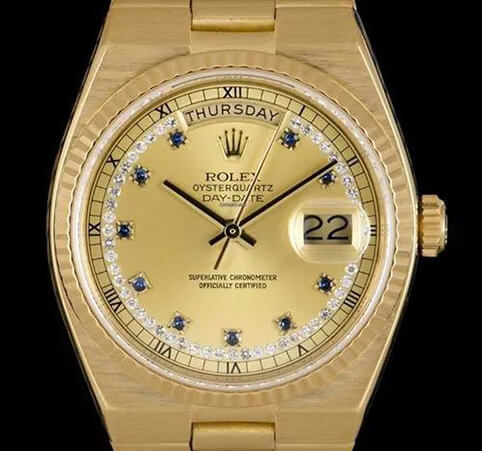 Replica Rolex Mechanical Watches and Quartz Watches-3